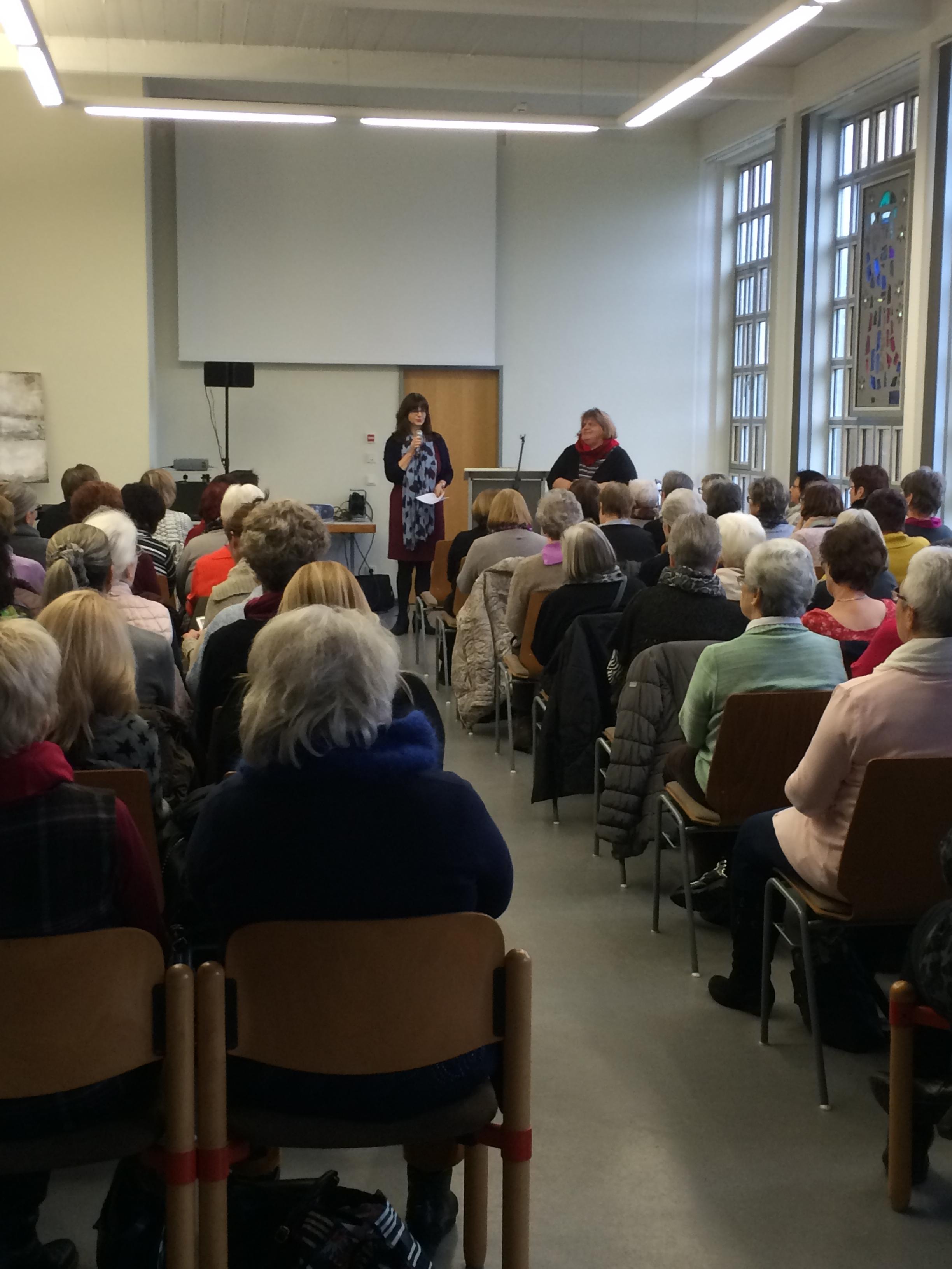 5. Frauenforum im geistlichen Zentrum in Püttlingen