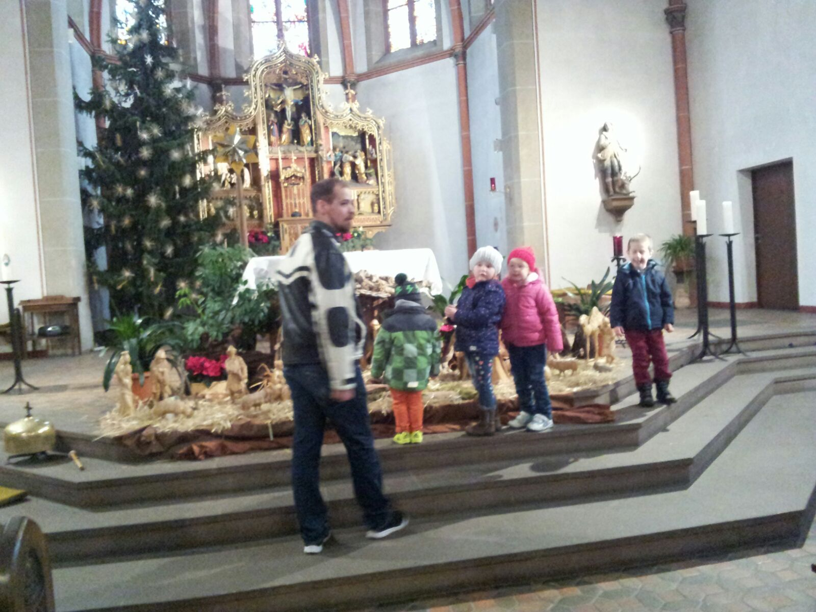 Weihnachten Am 6 Januar.Fotogalerie Kategorie Aktionen Maria Himmelfahrt Bild Offene